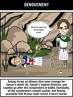 002 The Tragedy of Julius Caesar Brutus as a Tragic Hero