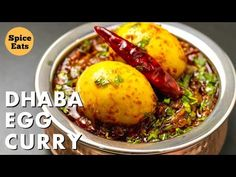 Do you enjoy Indian cuisine? Then read on and enjoy! Egg Recipes Indian, Indian Dishes, Curry Recipes, Vegetarian Recipes, Cooking Recipes, Veg Recipes, Egg Masala, Baked Breakfast Recipes, Breakfast Bake