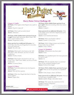 Quiz Harry Potter, Harry Potter Classes, Harry Potter Activities, Harry Potter Marathon, Classe Harry Potter, Harry Potter Classroom, Harry Potter Printables, Harry Potter Theme, Harry Potter Aesthetic