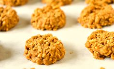 No-Bake Peanut Butter Butterscotch Crispy Cookies - I make these but I only use the peanut butter, the butterscotch chips and the rice krispie cereal ... I just melt the butterscotch chips in a double boiler, add the peanut butter and then pour the blended mixture over my cereal and then spoon them out onto cookie sheets covered in wax paper and refrigerate til chilled.