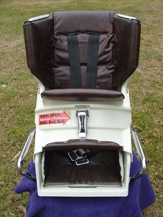 1980 Infant Car Seat >> Teddy Tot Universal Car Seat -Vintage 60's-70's child CAR SEAT-Black | Vintage Child Car Seats ...