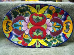 Very nice oval platter.