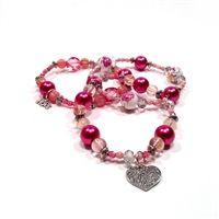 Hope Heart Bracelet