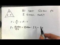 9.trinn, matematikk i dagliglivet - avstand, fart og tid
