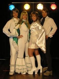 ABBA.  One of Mom's favorite groups (when I was growing up)