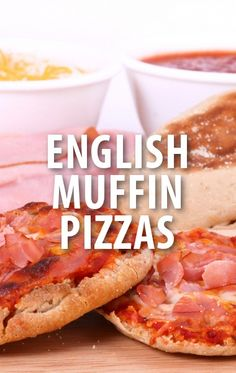 Rachael Ray and guest host Bill Bellamy worked together on a classic family favorite, English Muffin Pizza. Check out this variety of topping options. http://www.recapo.com/rachael-ray-show/rachael-ray-recipes/rachael-ray-easy-english-muffin-pizza-recipes-bill-bellamy/
