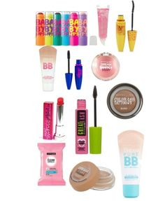Maybe its Maybelline ? <3