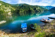 Het meer van Corlo is het twee na langst uitgestrekte meer van Veneto, een leent zich uitstekend voor vissen!