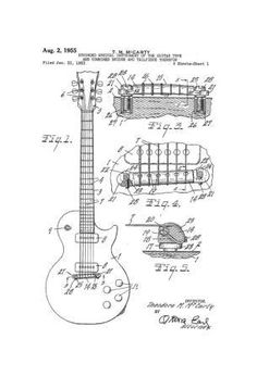 gibson les paul  large format and les paul on pinterest