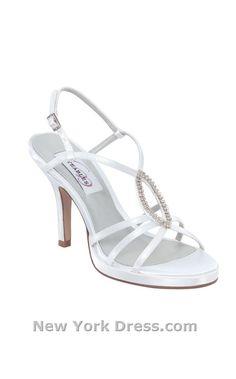 6038edb80f8 Dyeables HOLLY. Dyeable ShoesStrappy ShoesShoes Heels WedgesWedding Notebook Wedding AlbumBridal ...