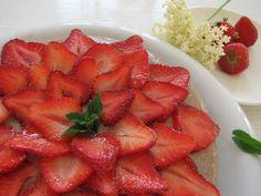 Gitta nyersétel blogja: Epres-banános fagyi-torta