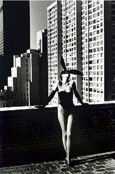 Helmut Newton is absolutely my favorite photog of all times. He challenged the social norms every step of the way.