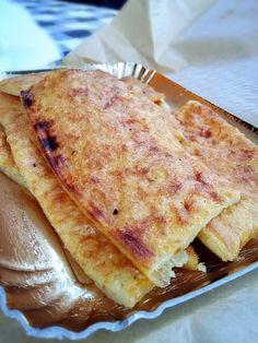 My favourite must eat Farinata in La Spezia!