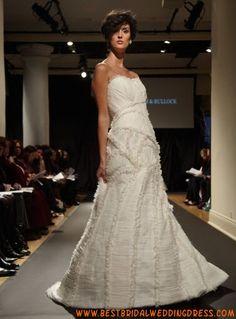 Birnbaum and Bullock Wedding Dress Style 973 Best Wedding Dresses, Wedding Styles, Gown Wedding, Wedge Wedding Shoes, Satin, Custom Made, One Shoulder Wedding Dress, Modern, Ball Gowns