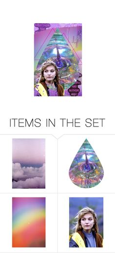 """The Life & Death of Laura Palmer"" by cultofsharon ❤ liked on Polyvore featuring art"