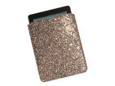 Jimmy Choo Ipad case! You would never have to dig through your bag to find it :)