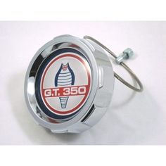 """1966 """"GT350"""" Gas Cap Assembly. FIND NOW: http://calponycars.com/1964-1973-classic/548-ext-066-154.html"""