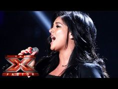 Lauren Murray hopes for One Last Time to shine | Live Week 3 | The X Factor 2015 - YouTube