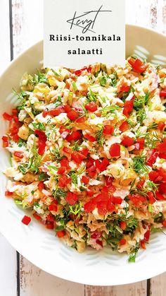 Tasty, Yummy Food, Bruschetta, Pasta Salad, Nom Nom, Food And Drink, Lunch, Healthy Recipes, Fresh