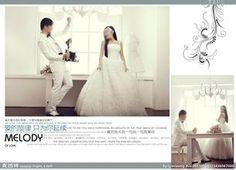 婚纱照相册模板_百度图片搜索