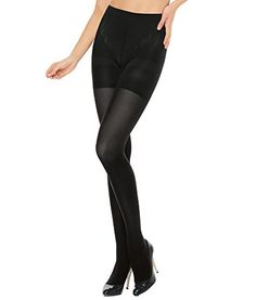 70496f3ef ASSETS Red Hot Label by SPANX Medium Control Tights 5 Black    Find out more