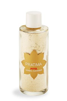 Pratima  Pratima's products are handmade by chemist, botanist, and Ayurvedic physician Dr. Pratima Raichur. With all-natural ingredients sourced from sustainable farms in the U.S. and India, they're designed to combine wellness and beauty.
