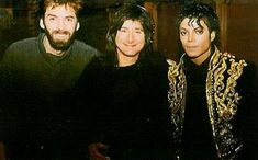 Kenny Loggins, Steve Perry & Michael Jackson