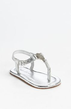 Ralph Lauren Layette Sandal (Baby) available at #Nordstrom