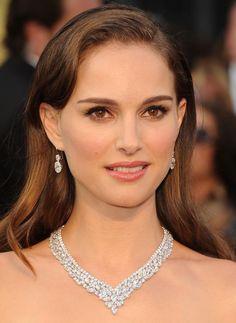La belleza de las famosas en los Oscar: Natalie Portman