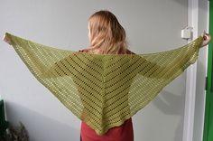 Unilintu scarf by Lankatarina