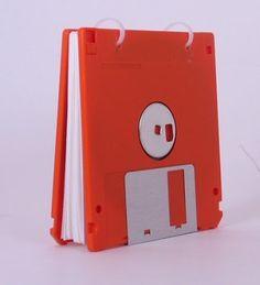 Educación Preescolar, la revista: Reciclando Diskettes