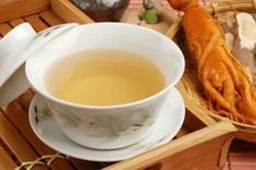 Health Benefits of Korean Ginseng Tea plus Dosages, Side Effects & Recipe. What is the best way to Prepare Panax Ginseng Roots, Powder or Tincture as a Tea? Essiac Tea Benefits, Ginseng Benefits, Health Benefits, Anti Stress Naturel, Herbal Remedies, Natural Remedies, Korean Ginseng, Tea Recipes, Cooking