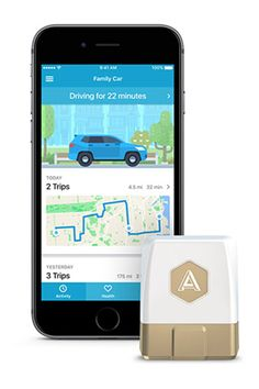 Automatic Pro Gold: Teen Driver apps to keep teen driver safe