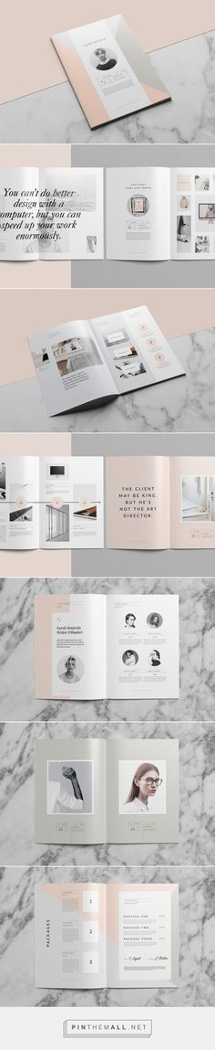 Cover & Layout / Saint-Martin Proposal on Behance https://www.behance.net/gallery/29683755/Saint-Martin-Proposal: