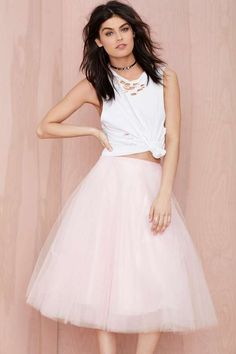 Tulle Up!