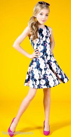 #RumfalloBrynn modeled for Miss Behave Girls [02.04.16]
