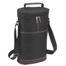 Picnic at Ascot 2 Bottle Insulated Tote, Black //  Description Featuring Thermal Shield insulation this attractive two bottle cooler comes with a combination corkscrew. Durable 600D canvas construction with antique brass accents. Designed and assembled in the USA. Lifetime warranty. //   Details   Sales Rank: #28723 in Kitchen & Housewares  Size: One Size Color: Black Brand: Picnic at Ascot Mo// read more >>> http://Hiram125.tca9.com/detail3.php?a=B002KOXUCO