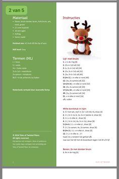 Com – SkillOfKing. Holiday Crochet Patterns, Crochet Animal Patterns, Stuffed Animal Patterns, Crochet World, Crochet Toys, Christmas Craft Fair, Crochet Disney, Crochet Winter, Knitted Animals