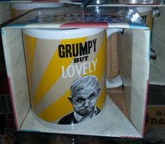 Grumpy but Lovely Coffee Mug from CNA - R59.99