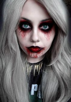 "Halloween is getting closer and closer, do you know what you are going to dress up as? If the answer to that last question was ""no"" you should really check out this gallery of Halloween makeup. The talented people behind... [ read more ]"
