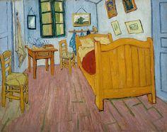 フィンセント・ファン・ゴッホ アルルの寝室 1888年 ファン・ゴッホ美術館(フィンセント・ファン・ゴッホ財団) ©Van Gogh Museum, Amsterdam (Vincent van Gogh Foundation)