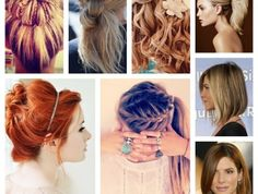 100 Top Hairstyles Every Woman Should Try Braids Curls Up Dos within Elegant…