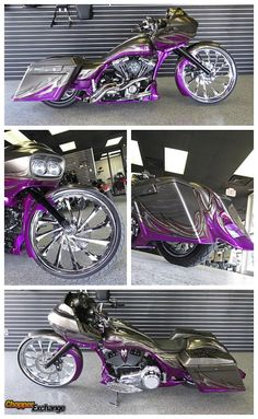 FOR SALE: 2013 Custom #Bagger built by Joe Martin | Click on the image for more…