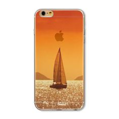 Compatible iPhone Model: iPhone 6 Plus,iPhone SE,iPhone Dirt-resistantRetail Package: NoBrand Name: bigbigxuanSize: InchCompatible Brand: Apple iPhonesType: CaseType: Mobile Phone Accessories & PartsMaterial: Soft TPU Iphone 5s, Iphone Cases, Modern City, Iphone Models, 6s Plus, Sailing, Smartphone, Sunset, Shirt Store
