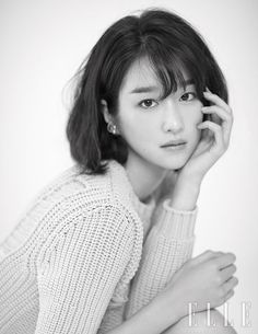 Seo Ye-ji was featured in the August issue of ELLE. She has becoming one of the leading actresses in her after the drama 'Lawless Lawyer'. Korean Beauty, Asian Beauty, Korean Celebrities, Celebs, Portraits, Korean Actresses, Korean Actors, Ulzzang Girl, Dramas