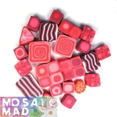 mosaic glass and tile patterns flower | Enviar a un amigo Imprimir Tile Cutter, Mosaic, Desserts, Food, Tailgate Desserts, Deserts, Meal, Eten, Hoods
