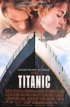 Leonardo dicaprio and oscar-nominatee kate winslet light up the screen as. Titanic movie was produced in 1997 and it belongs to. Watch titanic movie online now. Titanic Movie Poster, Film Titanic, Rms Titanic, Leonardo Dicaprio Kate Winslet, Film Trailer, Movie Trailers, Movies Coming Out, Great Movies, Kate Winslet Titanic