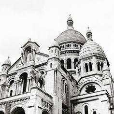 Sous le ciel de Paris - Le Sacré Coeur