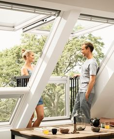 The VELUX CABRIO® balcony opens in seconds to give your loft space a place in the sun. The innovative balcony adds air, light and a great view.