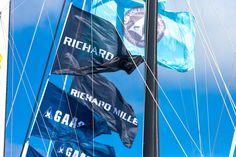 Photo © Christophe Jouany #LesVoilesdeStBarth #Watch #Sailing #Race #Sea #Travel  #RichardMille